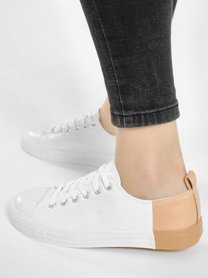 No Doubt Colour Block Sneakers