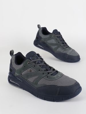 BRITISH KNIGHTS Multi Panel Suede Trainers
