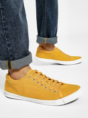 KOOVS Basic Lace-Up Sneakers
