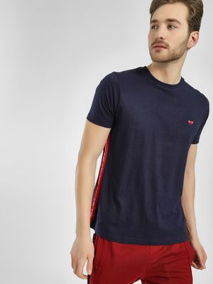 Garcon Side Text Tape T-Shirt