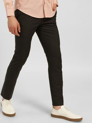 Indigo Nation Basic Slim Formal Trousers
