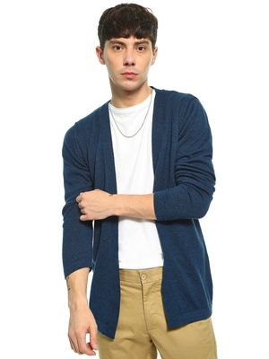 Akiva Front Open Cardigan