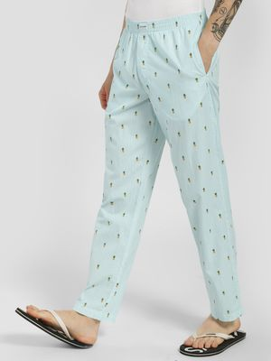 Jack & Jones Pineapple Print Lounge Pants