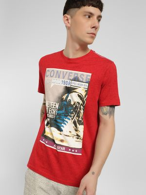 Converse Graphic Placement Print T-Shirt