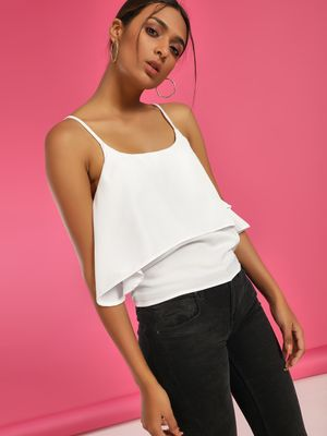 NUSH Basic Layered Cami Top
