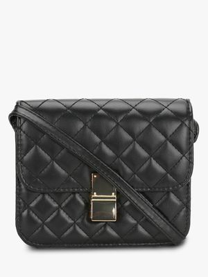 Style Fiesta Quilted Sling Bag