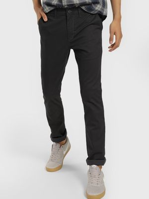 Buffalo Basic Slim Fit Trousers