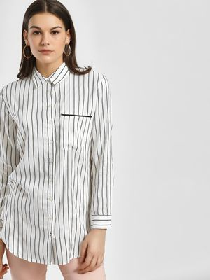 LC Waikiki Striped Slim Fit Shirt
