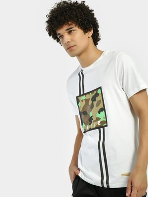 Fighting Fame Wild Camo Patch T-Shirt