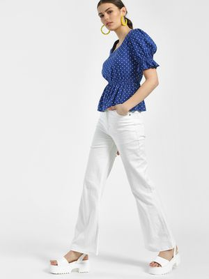 K Denim KOOVS Flared Jeans