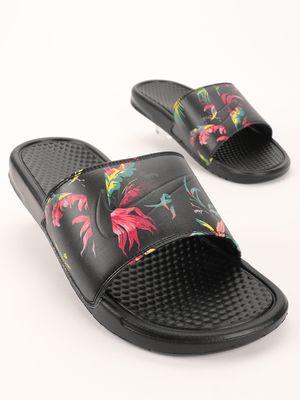Nike Benassi Just Do It Print Slides
