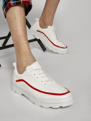 Kindred Contrast Lining Casual Sneakers