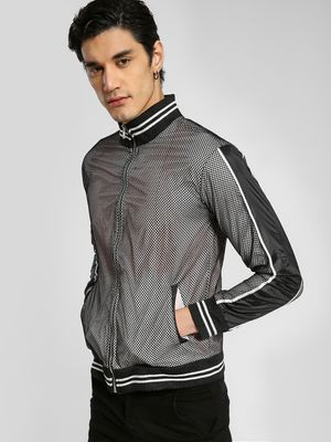 K ACTIVE KOOVS Mesh Zip-Up Jacket