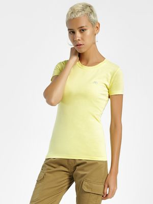 Aeropostale Basic Slim T-Shirt