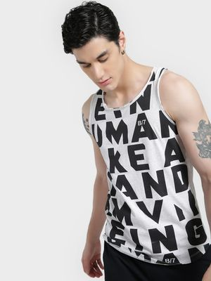 Being Human All Over Printed Vest