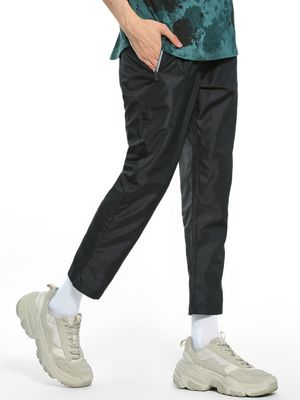 KOOVS Zipper Pocket Track Pants