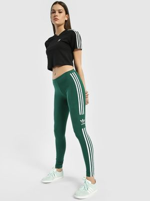 Adidas Originals 3-Stripe Trefoil Tights
