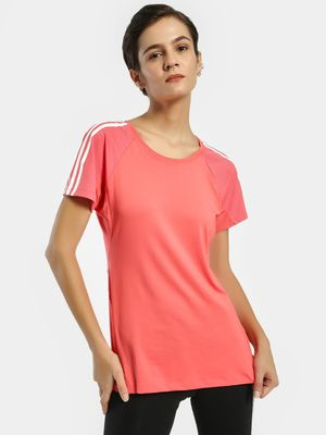 Adidas Training 3-Stripe T-Shirt