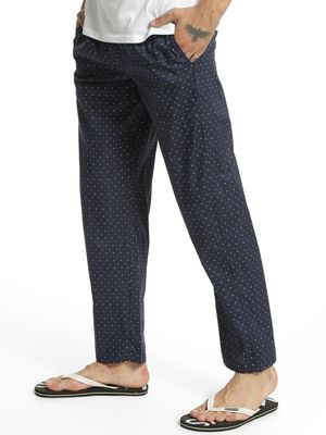 Urban Hug Polka Dot Print Lounge Pants