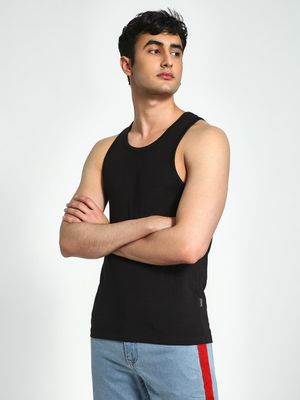 KOOVS Scoop Neck Vest