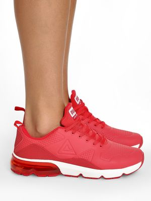 Peak Embossed Logo Running Shoes