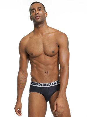 Jockey Logo Waistband Briefs