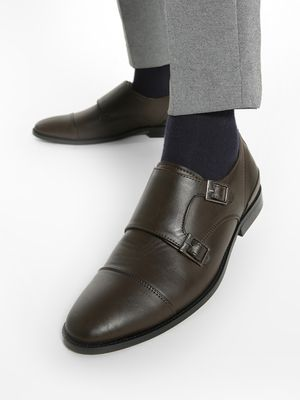 Griffin Monk Strap Formal Shoes