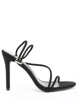 Intoto Toggle Detail Heeled Sandals