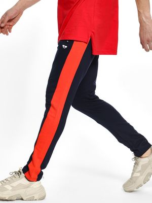 Garcon Contrast Side Tape Joggers