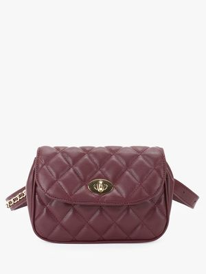 Cover Story Quilted Bum Bag
