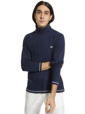 Garcon Turtle Neck Long Sleeve T-Shirt