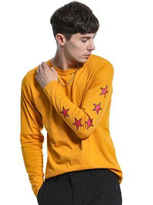 Garcon Placement Star Print T-Shirt