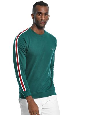 Garcon Contrast Side Tape Sweatshirt