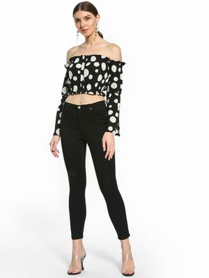 Cover Story Basic Skinny Fit Jeans