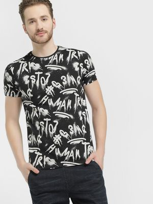 Being Human All Over Print T-Shirt