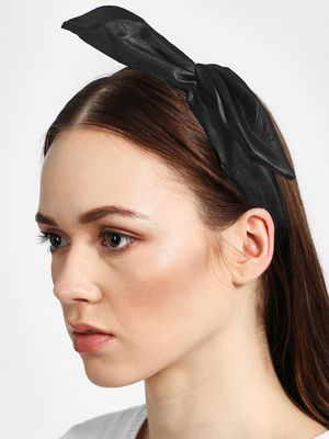 Funky Fish Twist-Knot Headband