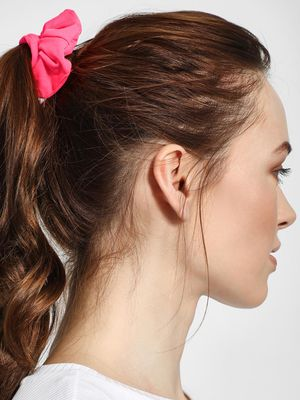 Funky Fish Hair Scrunchie