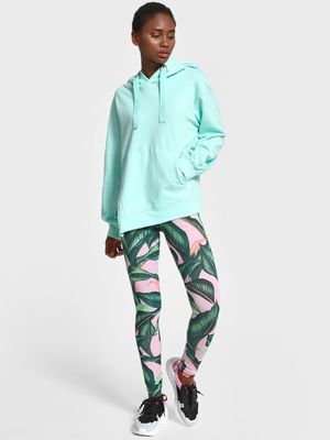 Adidas Originals Tropical Print Leggings