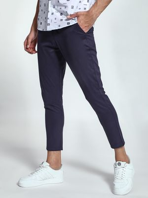KOOVS Basic Cropped Skinny Chinos