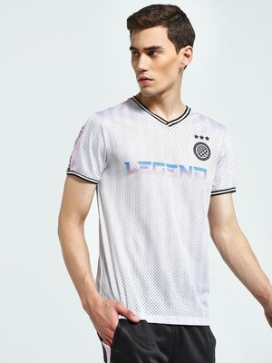 K ACTIVE KOOVS Legend Mesh Tipped Ringer T-Shirt