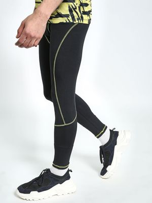K ACTIVE KOOVS Contrast Seam Training Tights