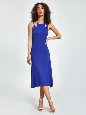 Trendyol Strappy Midi Dress