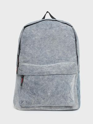 KOOVS Denim Backpack