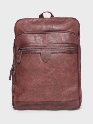 KOOVS Textured Backpack