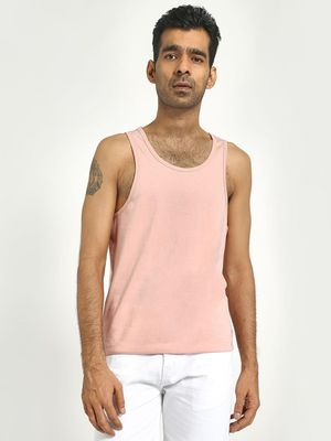 KOOVS Classic Scoop Neck Vest