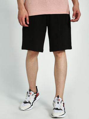 KOOVS Regular Knee-Length Shorts