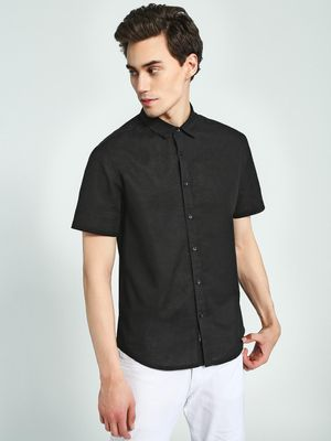 KOOVS Short Sleeve Regular Shirt