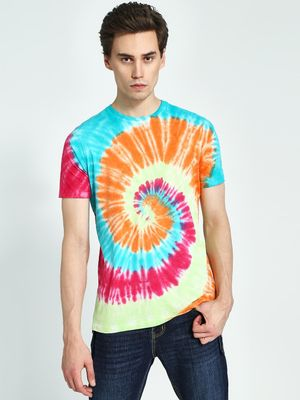 Garcon Tie & Dye Short Sleeve T-Shirt