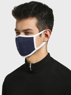 KOOVS Resuable 2-Ply Fabric Safety Mask