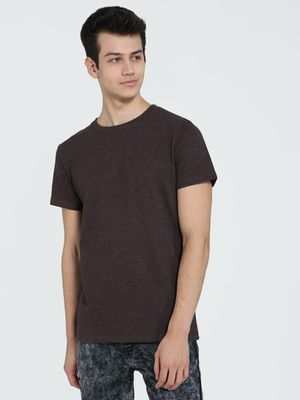 AMON Crew Neck Short Sleeve T-Shirt